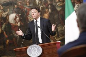 Referendum trivelle: Renzi, sofferto mio non voto
