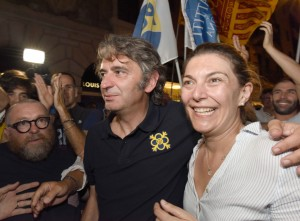 Verona, Federico Sboarina vince le elezioni comunali 2017