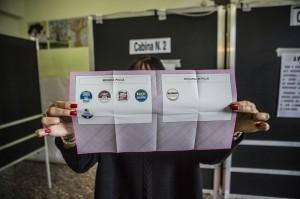 Voto per l'elezione del presidente del X municipio