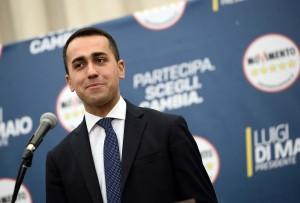 Luigi Di Maio commenta i risultati delle elezioni politiche
