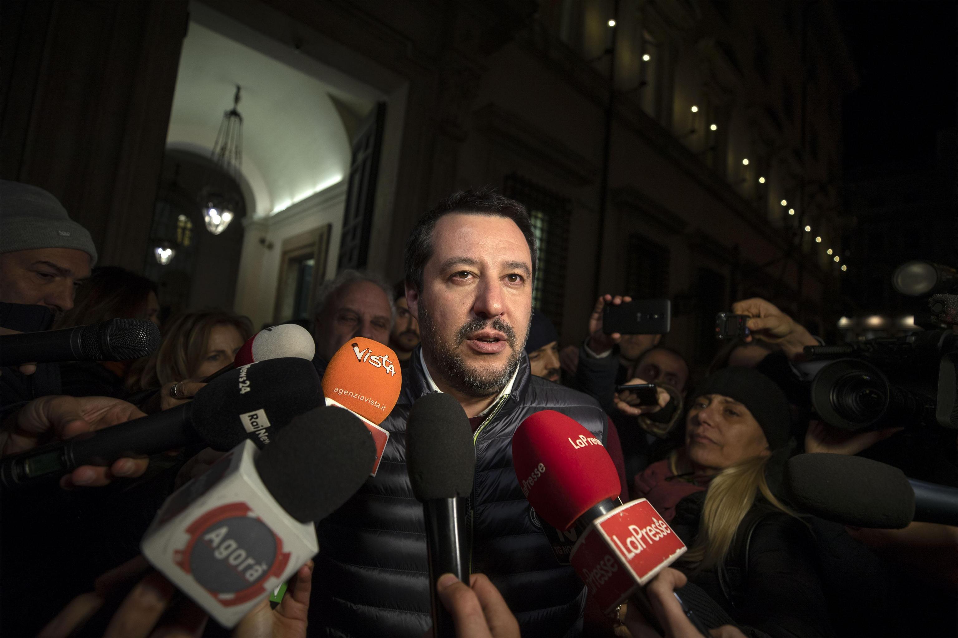 ++ Autonomia: Salvini, no cittadini serie A e B ++
