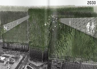 """Dalla tesi """"Milan Green Cages"""" di Mauro Coppini"""