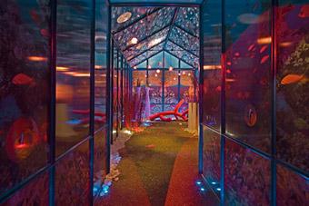 Giardino Marino, installazione al Fuori Salone 2006 - Foto Dario Fusaro