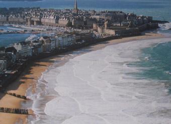 Spiaggia di Saint-Malo - Foto di Patrizia Pozzi