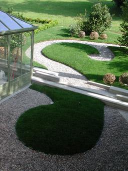 Patrizia Pozzi - Giardino storico a Bergamo