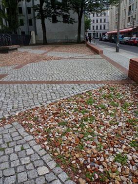 Piazza a Berlino - Foto di Patrizia Pozzi