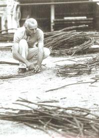 Giuliano Mauri - proprietà dell'Archivio Giuliano Mauri