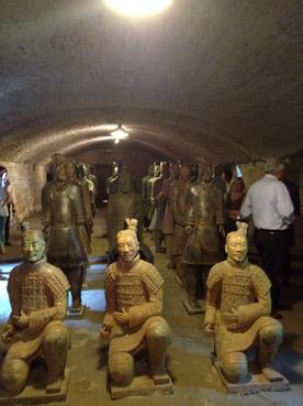 Guerrieri di Xiang - Foto di Patrizia Pozzi