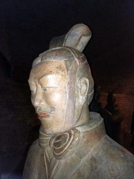 Guerriero di Xiang - Foto di Patrizia Pozzi
