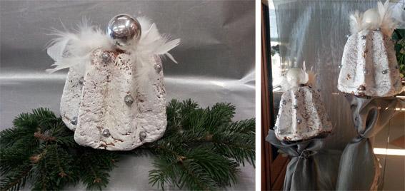 Come presentare un Pandoro a Natale!