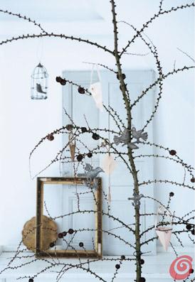 "Albero di Natale...Naturale - da ""www.casaetrend.it"""