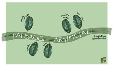 Paesaggi artificiali...il concept! - Disegno di proprietà dello Studio Pozzi