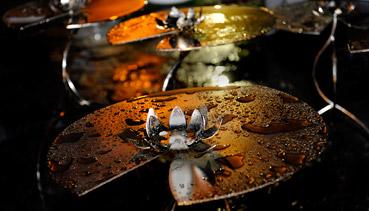 Tavolini Fior di Loto - Foto di Davide Forti