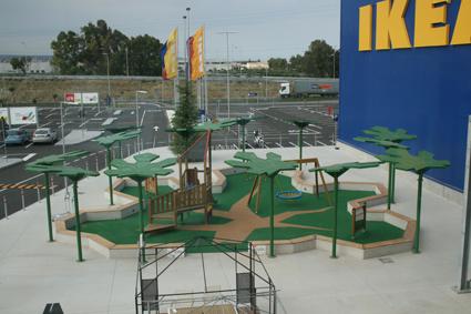 17. Nuovo Ikea Store Catania Porgetto di Patrizia Pozzi
