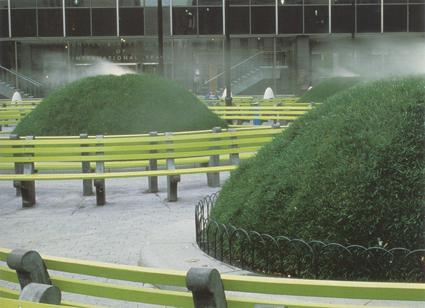 jacob javits plaza, new york city 1996 -2