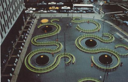 jacob javits plaza, new york city 1996