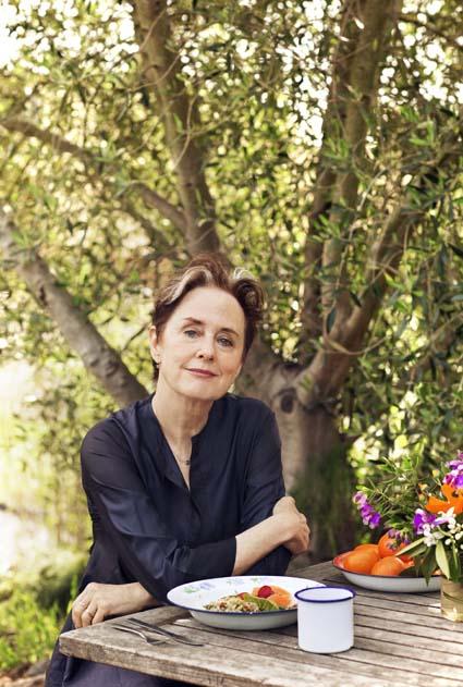 La chef e attivista Alice Waters (foto Amanda Marsalis)