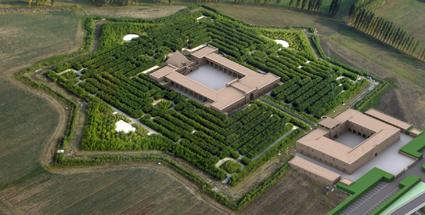 Montaggio Labirinto bassa