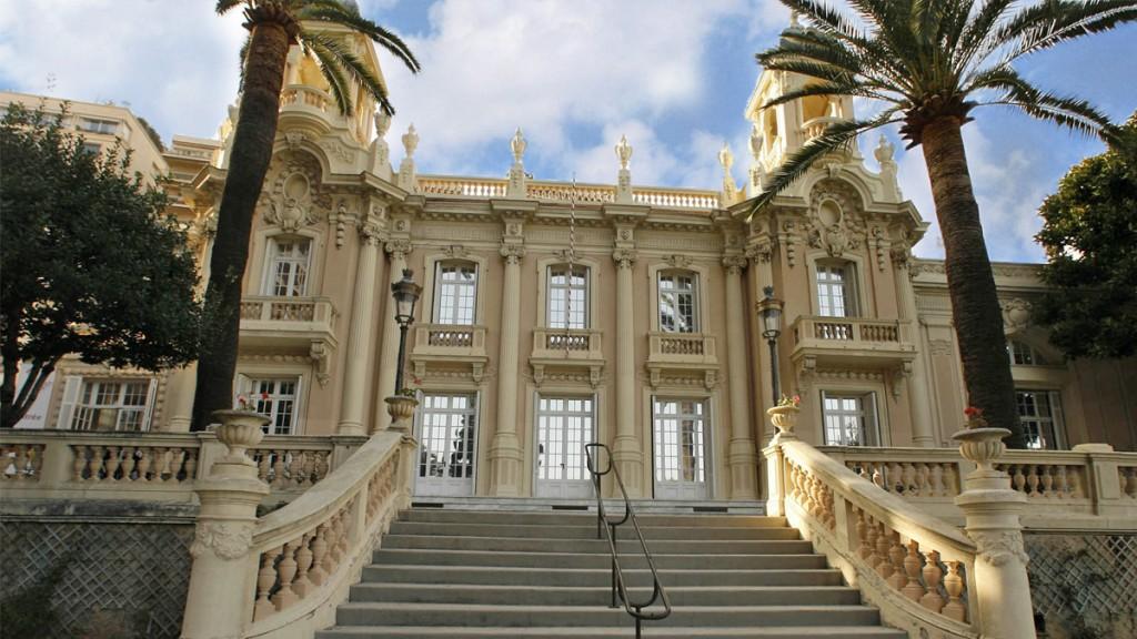 Nouveau Muse?e National de Monaco, Villa Sauber, Principato di Monaco