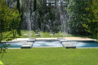 Bauer Palladio Gardens, la piscina dell'attigua Villa F.