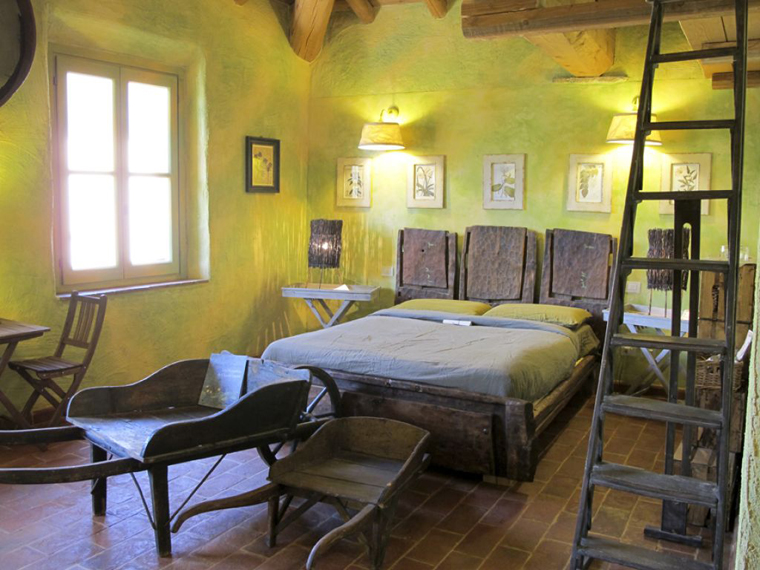 7) Oasi di Galbusera Bianca, la camera del Giardiniere