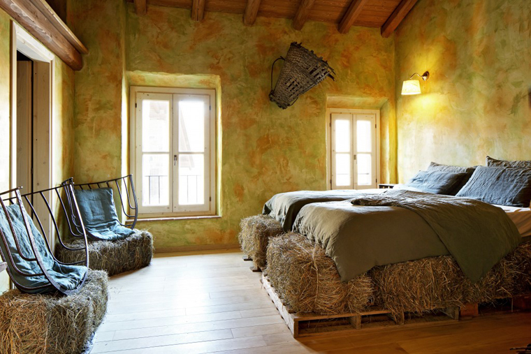 8) Oasi Galbusera Bianca, la camera del Fieno