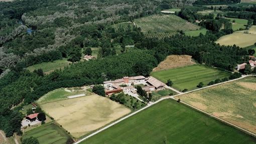 La Cascina Caremma nel Parco del Ticino