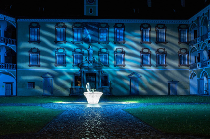 Water Light Festival, Bressanone (Santifaller photography)