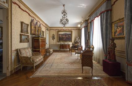 Villa e collezione Cerruti a Rivoli, Torino