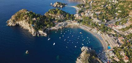La baia di Mazzaro?, Taormina Mare (Messina)