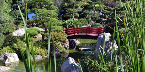 Il giardino Giapponese di Monaco