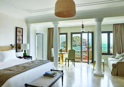 Una suite profumata, inaugurata per i 100 anni della struttura d'ospitalita?