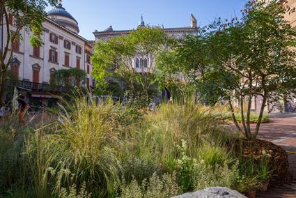 Landscape Festival 2019, la Green square di Luciano Giubbilei (ph. R. Castrini)