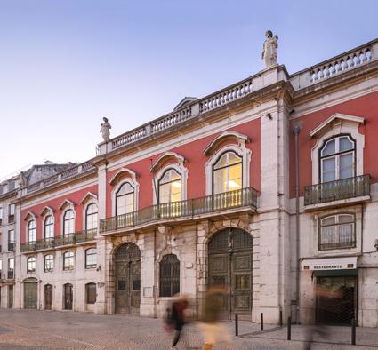 Palacio Sinel de Cordes, ristrutturazione di FSSMGN Arquitectos