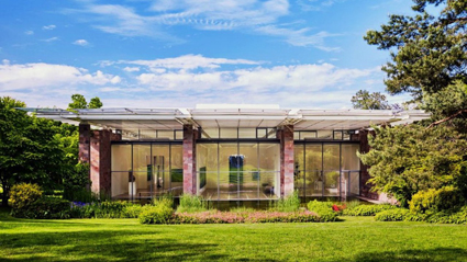 Fondation Beyeler, Rihen_Basilea, progetto di Renzo Piano