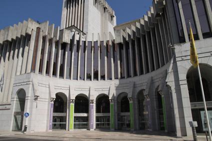 Il Culturgest – Caixa Geral de Depo?sitos, progetto di Arsenio Raposo Cordeiro