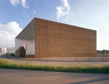 Lo Schaulager, Basilea, progetto Herzog & de Meuron (ph. Ruedi Walti)