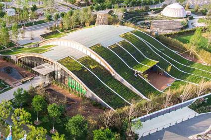 INBAR Garden Pavilion, progettato da Mauricio Cardenas Laverde