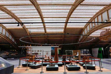 Interno, INBAR Garden Pavilion, progettato da Mauricio Cardenas Laverde