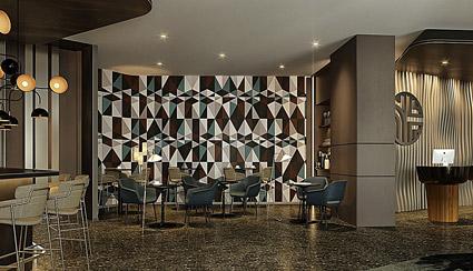 NH Collection Mu?nchen Bavaria, lounge bar