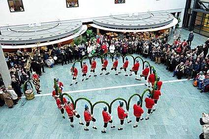 Il Fasching, il carnevale di Monaco di Baviera