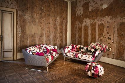 Progetto fotografico di Antonio Marras per Saba Italia, Rooms of Soul (foto di Daniela Zedda)
