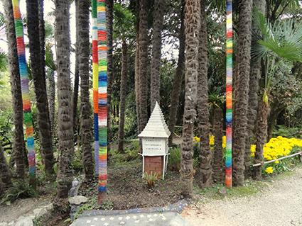 L'angolo himalayano del giardino Heller
