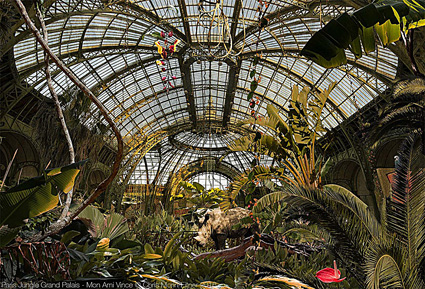 Chris Morin-Eitner, Parigi, il Grand Palais