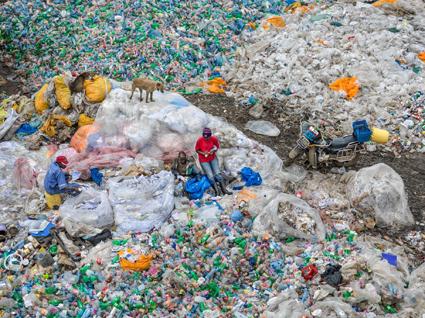 Dandora Landfill #3, Plastics Recycling Nairobi (Kenya), 2016