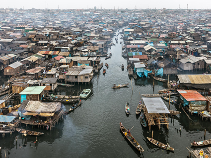 Makoko #2, Lagos (Nigeria), 2016
