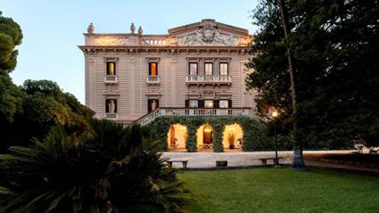 Villa Tasca, nel cuore di Palermo