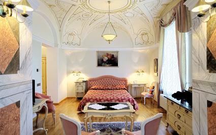 Grand hotel imperial, suite Sissi