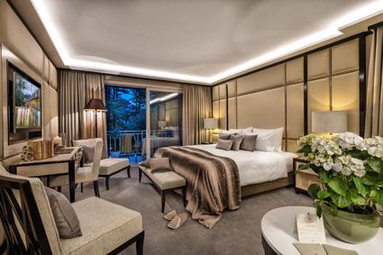 Villa Eden Leading Park Retreat, una Garden suite