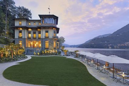 Credit - George Apostolidis e Mandarin Oriental, Lago di Como